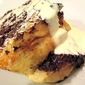 Egg Custard & Chocolate Croissant Pudding