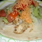 Lime Chicken Tacos with homemade Tortillas