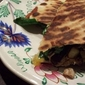Smokey Spanish Turkey and White Bean Flatbread Melt