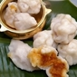 Kozhukattai (Modak)- steamed rice dumplings with coconut, jaggery and cardamom filling