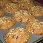 Whole Wheat Buttermilk Bran Muffins