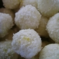 Recipe: White Chocolate Truffles with Cashews, Coconut and Drunk Raisins