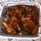 Spicy Eggplant in Garlic Sauce