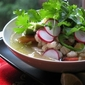 Pozole Verde de Pollo is the winner!