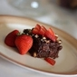 #66) Strawberry Almond Brownies