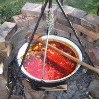 Hungarian Gulyas Soup