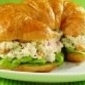 Curried Chicken Salad Croissants