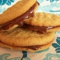 #62) Peanut Butter Sandwich Cookies
