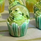 Margarita Cupcakes - Cyndy's Debut Recipe