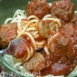 Make Ahead Meal for Busy Moms Book Review & Spaghetti & Meatballs