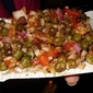 Chick pea Chaat