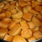 Candied Sweet Potatoes with Sweet Orange Marmalade and Apricots