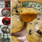 Easy, fast, delicious blueberry muffin recipe