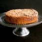 Pumpkin Cake with Chocolate Chunk Streusel
