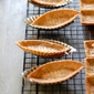 Blueberry & Kumquat Cream Cheese Tarts with Graham Cracker Crust ~ 藍莓﹑金桔奶油乳酪卡士達塔