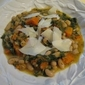 White Bean, Butternut and Chard Stew