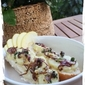 Potatoes & Onions - Open Sandwich