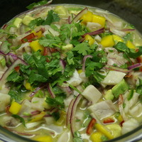 Image of Ceviche Recipe, Cook Eat Share