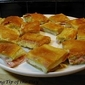 Recipe: Ham and Cheese Puff Pastry Squares