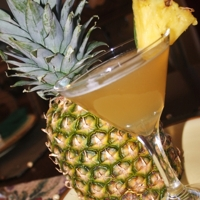 Image of Perfect Pineapple Martini Recipe, Cook Eat Share