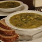 Health and Prosperity New Year's Soup: Curried Potato, Apple and Kale Soup Recipe
