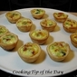 Recipe: Mini Spinach and Bacon Quiches
