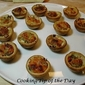 Recipe: Tomato Basil Pesto Tartlets