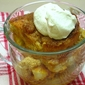 Pumpkin Cheesecake Bread Pudding