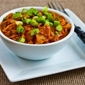 Recipe for West African Chicken and Peanut Stew with Chiles, Ginger, and Green Onions