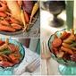 Cumin Rosemary Glazed Carrots & Parsnips