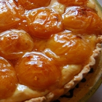 Image of Apricot Clafoutis Copyright 2011 Art Of Living.primamedia,inc/maria Liberati Recipe, Cook Eat Share