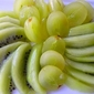 Kiwi and Green Grape Salad