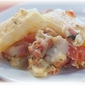 Rigatoni with Tomatoes and Feta