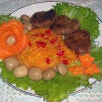Овощная шинковка Recipe