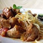 Lamb Stew with Lemon & Figs *** Lammeintopf mit Zitrone & Feigen