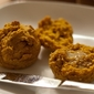 Pumpkin Coconut Muffins Recipe