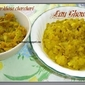 One Lauki/Lau/Bottle Gourd, Two recipes --- Lau Ghonto & Lau-er khosa Charchari
