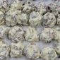 Recipe: White Chocolate Clusters for Valentine's Day