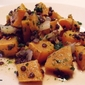 Sweet Potato Salad with Black Lentils *~* Süßkartoffelsalat mit Belugalinsen