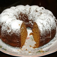 Poppyseed Bundt Cake