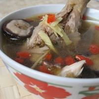 Chicken Soup (Immunity Soup)