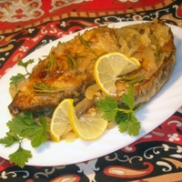 Рыба под маринадом Recipe