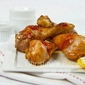 Baked Drumsticks with Soy Sauce and Honey