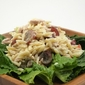 Creamy Chicken and Orzo Salad