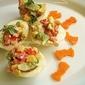 Easy Egg & Veggies Salad