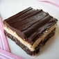 Gluten-Free Graham Wafers and Nanaimo Bars (Daring Bakers)