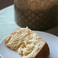 Solid Gold - Saffron Panettone w/ Apricots and Almonds