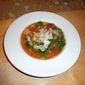 Sausage, Spinach & Tomato Soup