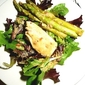 Mediterranean Halibut And Asparagus