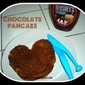 Kids' favorite Chocolate Pancake